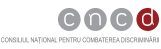 Logo/Sigla CNCD - Consiliul National pentru Combaterea Discriminarii